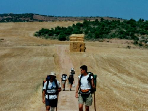 Cammino di Santiago a piedi Accompagnato