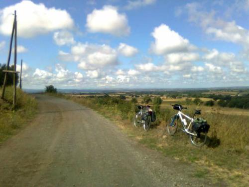 In Bicicletta sulla Via Francigena