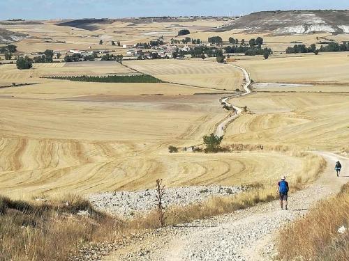Cammino di Santiago a piedi individuale