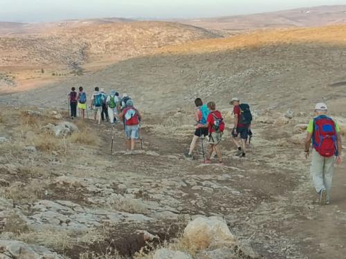 Cammino di Gerusalemme