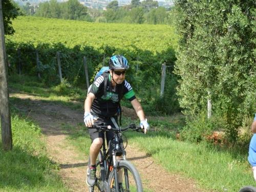 Le Colline Romagnole in Bici